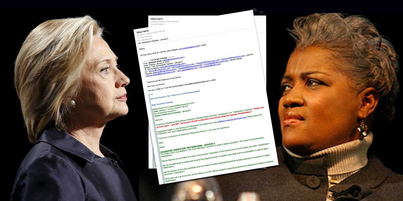 Image result for Donna Brazile gets sued