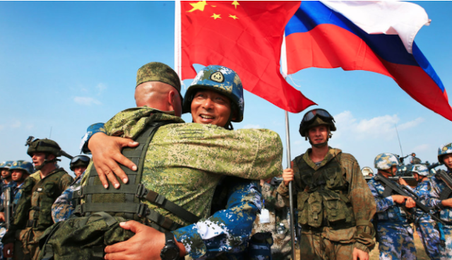 Chinese military attache to Moscow: Russia, China should stand together to protect world against American aggression -- Sott.net