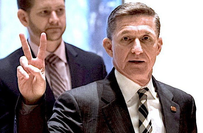 Image result for GENERAL fLYNN