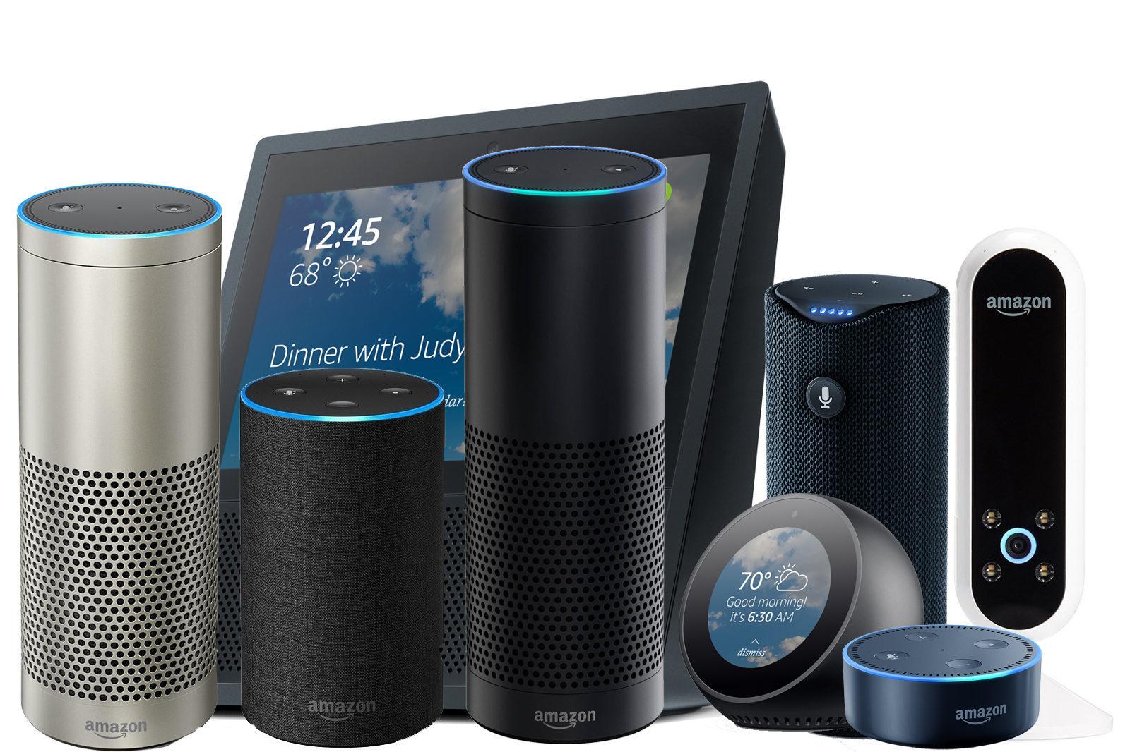 Always On Always Listening Amazon Unveils Voice Sniffer