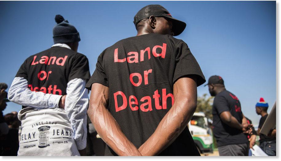 Image result for land or death