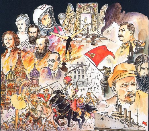 Study Russian History And Culture 28