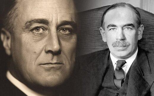 Roosevelt - John Maynard Keynes