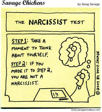 Is my husband a narcissist quiz
