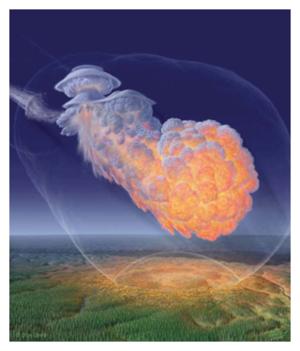 Tunguska Blast