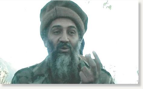 killing of Osama in Laden. The killing of Osama Bin Laden
