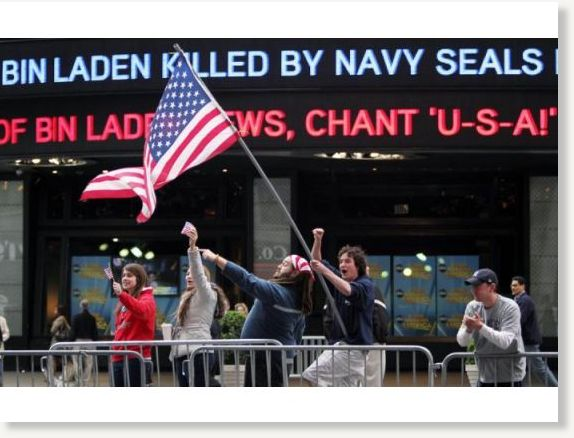 Osama in Laden second from. Osama bin Laden#39;s Second Death