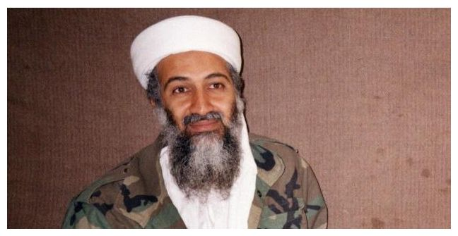 Osama Bin Laden may have been. Osama bin Laden in 2001.