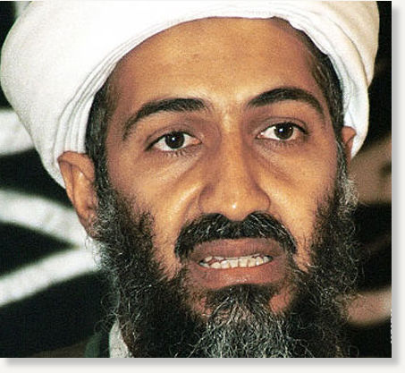is osama bin laden real. of the real bin Laden: