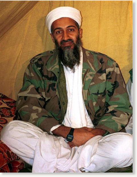 is osama bin laden real. The real bin Laden – broad