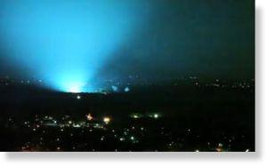 Transformer Explosion