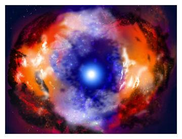 dark matter super nova - photo #15