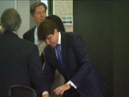 blagojevich trial. US: Blagojevich Trial To