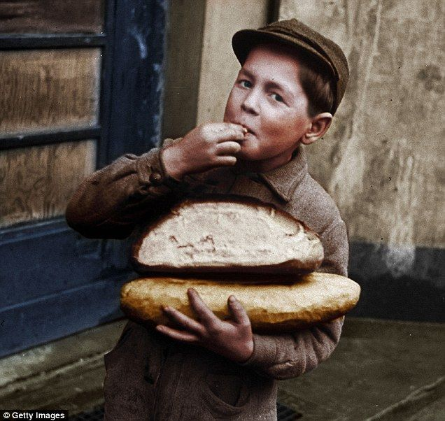 Is Your Bread Making You Ill 100 Years After The Daily