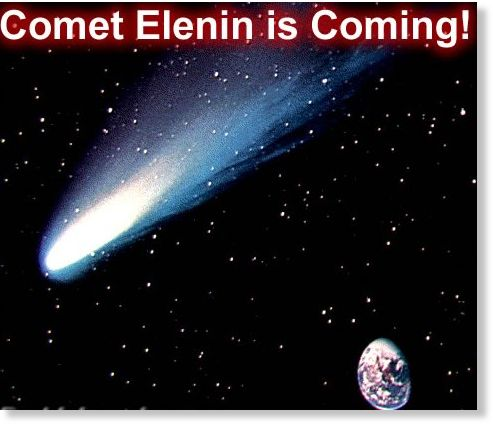 Elenin, Nibiru, Planet-X - Time for a Sanity Check -- Science