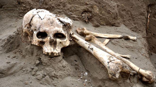 Found: Ancient Peruvian Executioner's Lost Head -- Secret ...