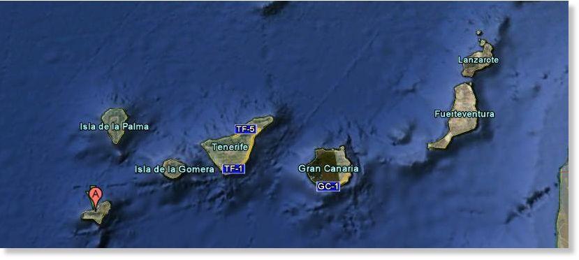 Canary Islands Government Monitors El Hierro Earthquake Swarm