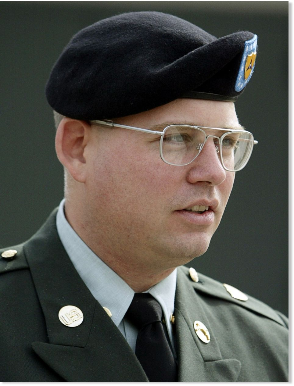 Abu Ghraib guard convicted of prisoner abuse released from