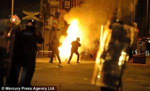 rioters great britain