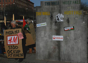 sodastream West Bank Israel BDS