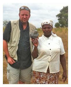 Kenya Meteorite