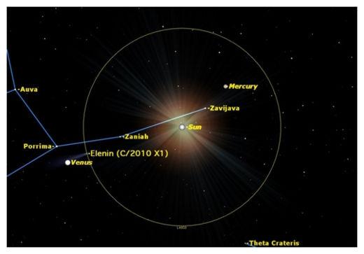 Comet Elenin_1