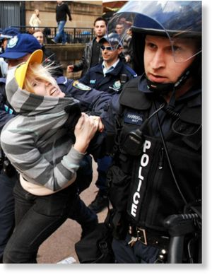 """a history of incidents of police brutality in the new york police department Only 56% of survivors of hate violence reported such incidents to the police   found a long history of discrimination against lgbt law enforcement officers  which  women in particular were found to be """"a huge target for nypd  discrimination."""