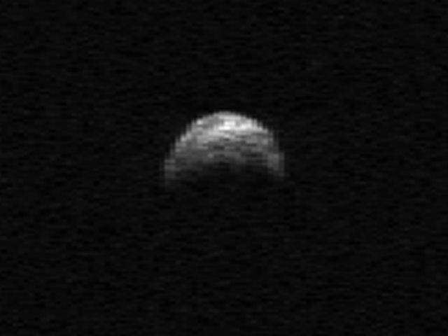 Asteroid's Near-Miss Reminder Of Doomsday Threat -- Fire ...