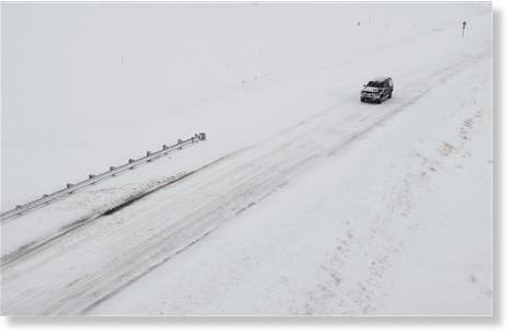 US: Blizzard Conditions Blamed for at Least Six Deaths -- Earth ...