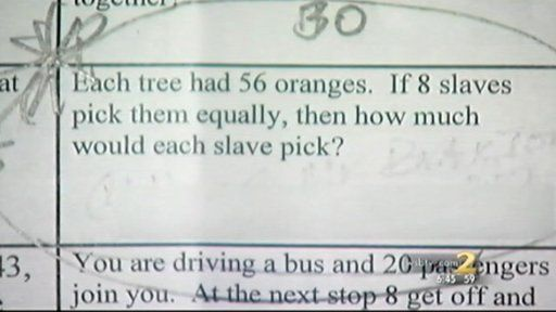 racist math problems Yes black people are racist too  murders after doing some simple math and making these percentages equal in  for the real problems that need to be.