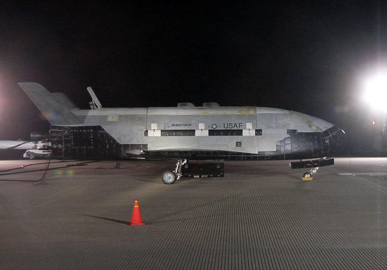 ORIGINAL X-37B - OTV 4 - 4FLT - ATLAS V BOEING USAF DOD ...