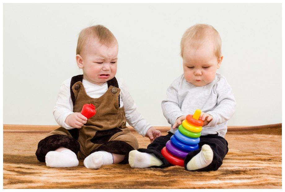 Not Sharing Toys : Selfish kids immature brain gets the blame science of