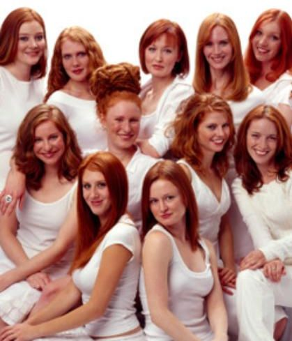 the redhead studies Red hair genes directly inherited from the world's first redheads 70,000 herself a redhead dna studies conclude that some neanderthals also had.