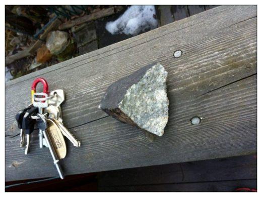 Oslo Meteorite