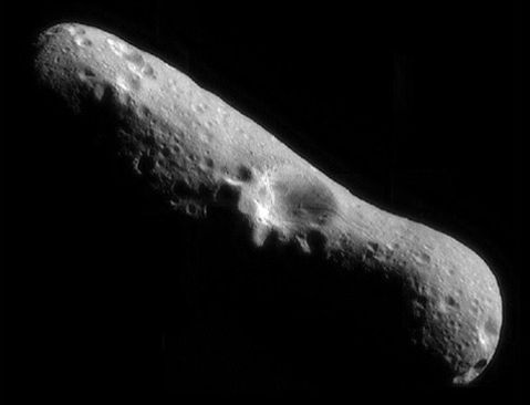 NASA Scientists Find History of Asteroid Impacts in Earth ...