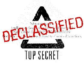 classified graphic