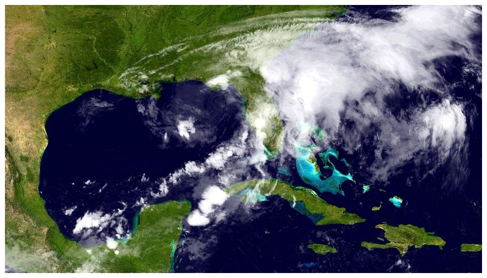 Tropical Storm Debby Breaks Record with Early Debut -- Earth ...