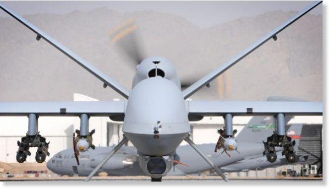 U.S. Drone 'Hijackings' Raise Security Concerns