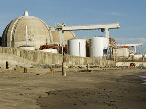 San Onofre Nuclear Generating plant