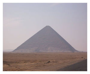 Pyramid at Dahshur