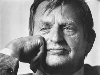 Olof Palme Murha
