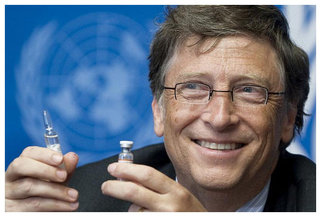 Bill Gates předpověděl, že infekční virus může zabít za méně, než rok 33 milionů lidíBill Gates předpověděl, že infekční virus může zabít do roka 33 milionů lidí