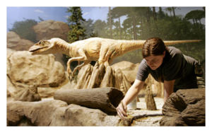 The Creation Museum in Petersburg, Kentucky