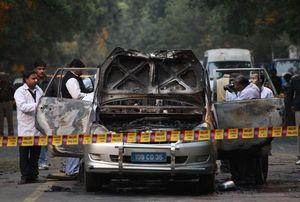 Delhi car bomb
