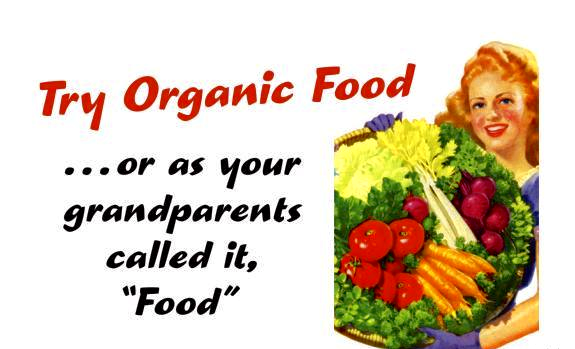 Organic vs processed food essay