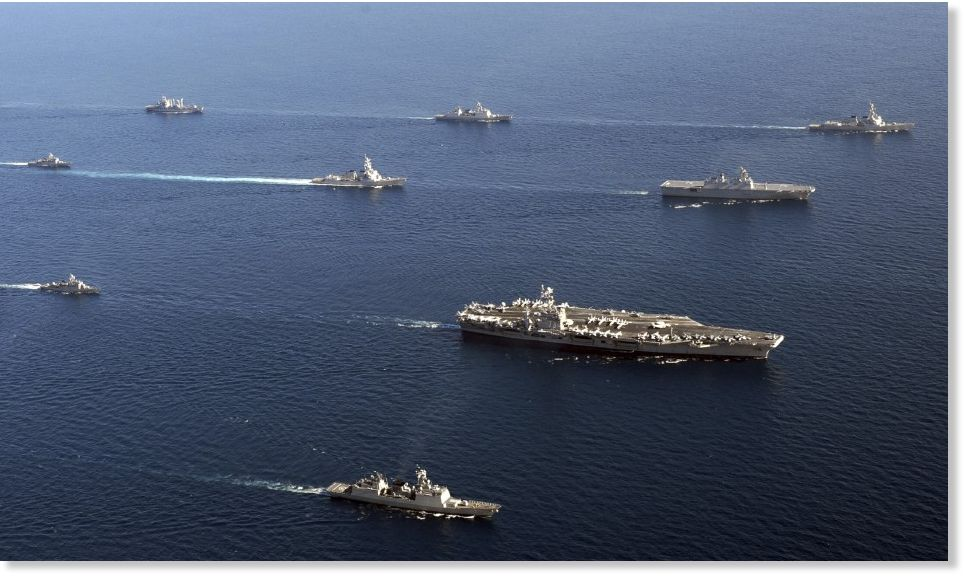 an analysis of american military presence in the persian gulf
