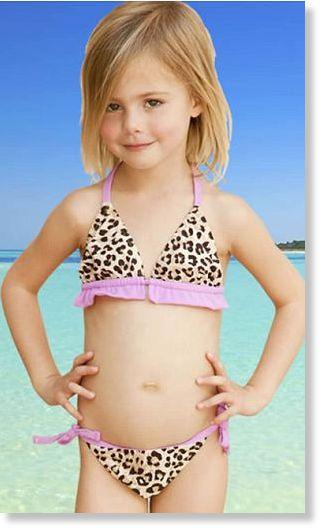 Little Girl Child Models