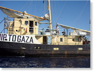 Estelle Gaza ship