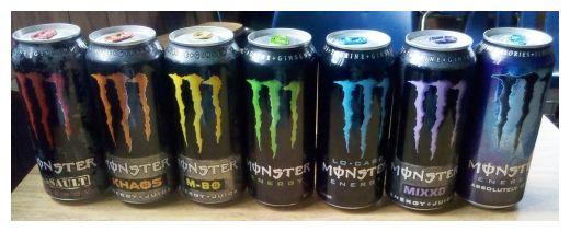Energy Drinks In  Hours