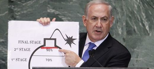 Netanyahu and its red line, ONU